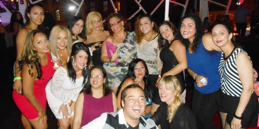 Ladies & Gentleman's Night Party W/ Jerry Geraldo- 2 Floors