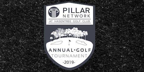 Pillar Golf Tournament 2019 tickets