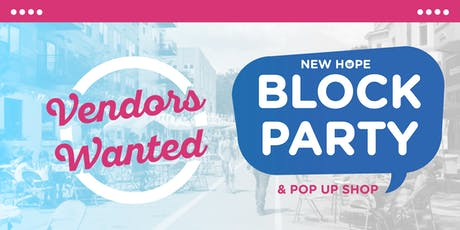 Vendors Wanted for Jersey City Street Fair & Block Party tickets