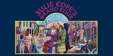 GRAYSON PERRY: Julie Cope's Grand Tour - September Tickets tickets