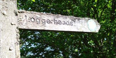 Loggerheads to Cilcain/Loggerheads i Gilcain