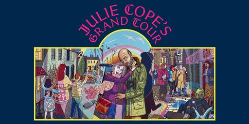 GRAYSON PERRY: Julie Cope's Grand Tour - October Tickets
