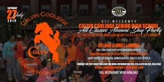 All Classes Coolidge Day Party