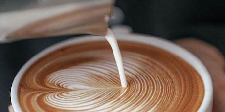 Latte Art Workshop for Advanced Tickets