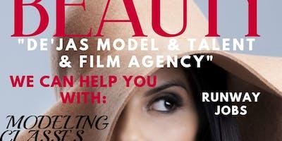 DEJA'S MODEL & ACTING & TALENT AGENCY