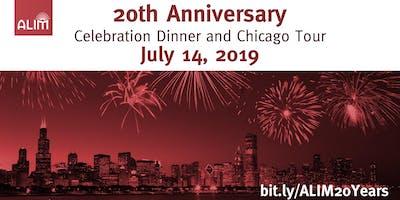 ALIM 20th Anniversary Dinner & Islam in Chicago Tour