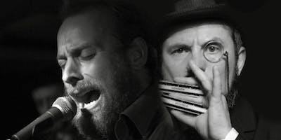 Big Creek Slim & Steven Troch (B) (DEN) (BM Café)