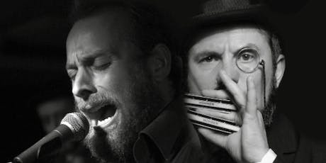 Big Creek Slim & Steven Troch (B) (DEN) (BM Café) tickets