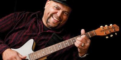 Kevin Burt (Winner International Blues Challenge 2018) (BM Café)