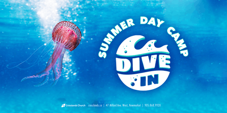 Crosslands DIVE IN Summer Day Camp tickets