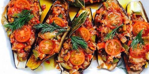 Turkish Vegetarian Cookery Workshop