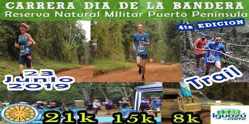 CARRERA DIA DE LA BANDERA - 21k 15k 8k