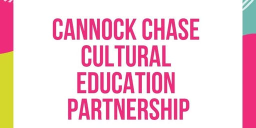 Cannock Chase Cultural Education Partnership Summer Meeting