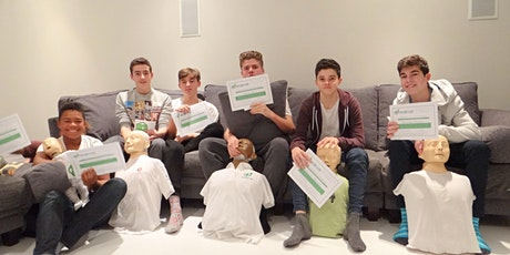 Teenage First Aid Course tickets