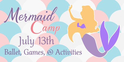Mermaid Dance Camp