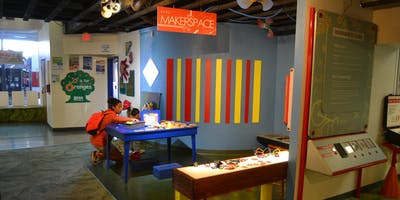 Hospitality Industry Offer at Explorations V Children's Museum