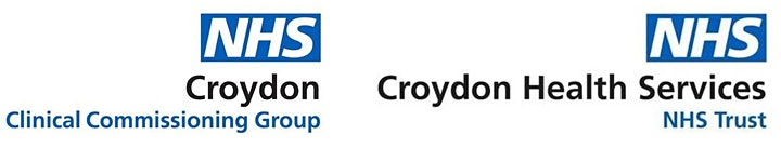 NHS Croydon CCG and Croydon Health Services NHS Trust partnership proposals image