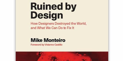 [HK Design Bookclub] Let's read Ruined by Design