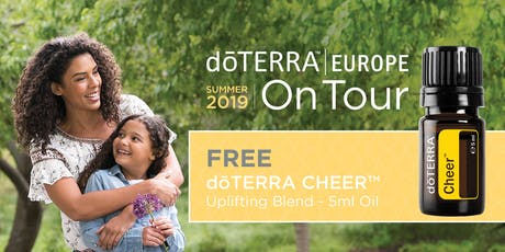 dōTERRA Summer Tour 2019 - Frankfurt Tickets