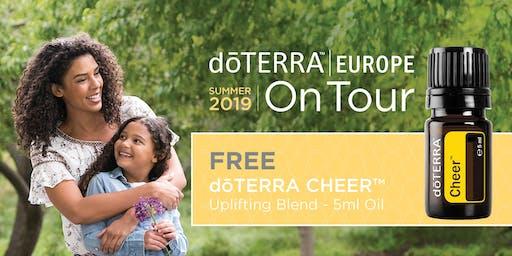 dōTERRA Summer Tour 2019 - Frankfurt