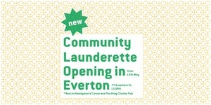 Kitty's Launderette Opening Party