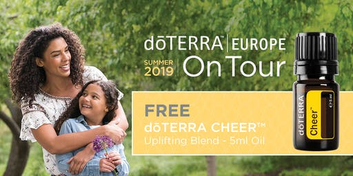 dōTERRA Summer Tour 2019 - Copenhagen