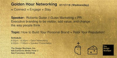 How to Build Your Personal Brand + Rock Your Reputation! (In Business)