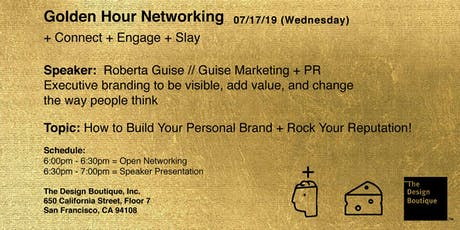 How to Build Your Personal Brand + Rock Your Reputation! (In Business) tickets