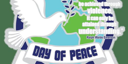 2019 Day of Peace 1 Mile, 5K, 10K, 13.1, 26.2 -Spokane