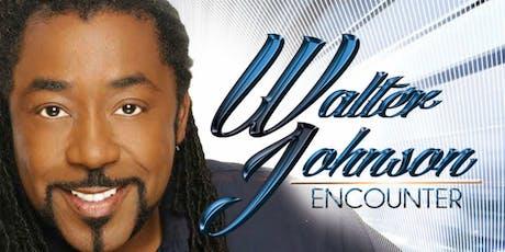 Walter Johnson presents: ENCOUNTER tickets