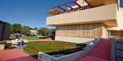 Hospitality Industry Offer at Frank Lloyd Wright Visitor Center
