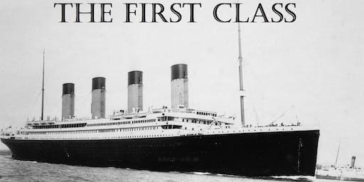 First Class - Titanic
