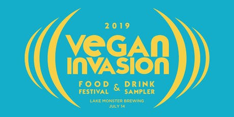 Vegan Invasion: Food Festival & Drink Sampler tickets
