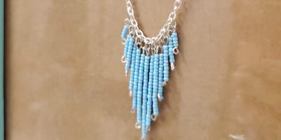 She's Crafty Class - Tiered Bead Necklace