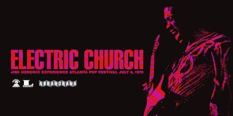 Jimi Hendrix: Electric Church tickets