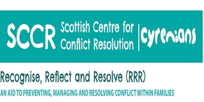 Recognise, Reflect and Resolve Training