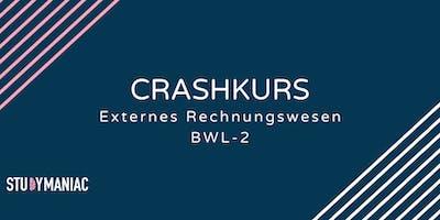 Crashkurs Externes Rechnungswesen (BWL-2)