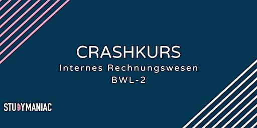 Crashkurs Internes Rechnungswesen (BWL-2)