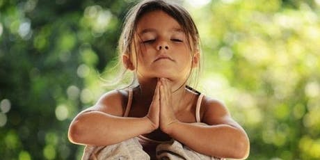 "Kids Yoga with Yvette Moore ""Meditation & Mantras for Mini's!"" tickets"