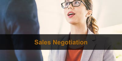 Sales Training Manchester: Sales Negotiation