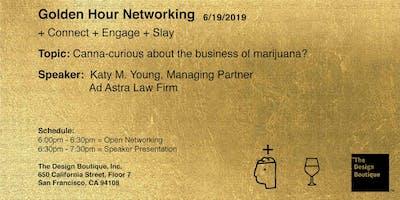Canna-curious about the business of marijuana?