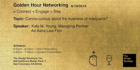 Canna-curious about the business of marijuana? tickets