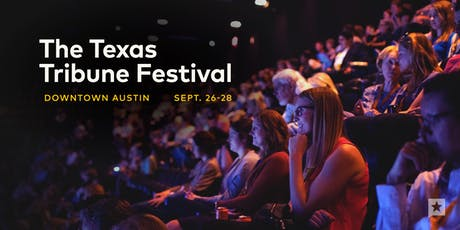 The Texas Tribune Festival tickets