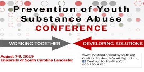 2019 Prevention of Youth Substance Abuse Conference tickets