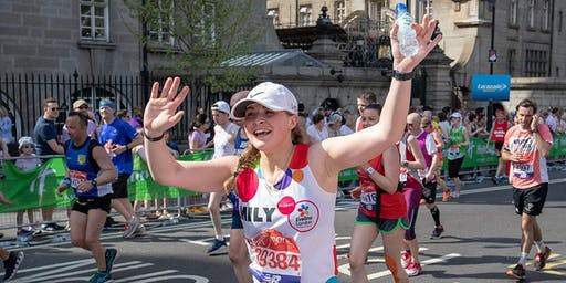 Evelina London Children's Hospital - London Marathon 2020