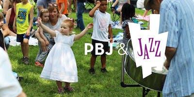 PBJ & Jazz: Jazz Daddies feat. Maggie Green