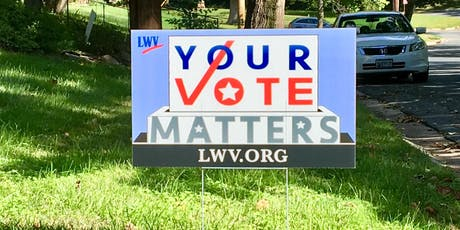 Voter Registration Training: State Certification for 2019- 2020 Voter Reg tickets