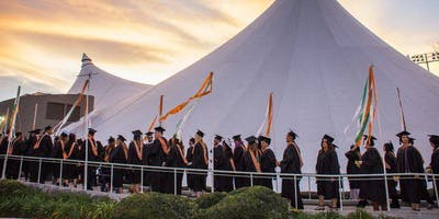 University of La Verne - College of Arts and Sciences Commencement