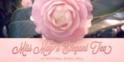Miss May's Elegant Tea