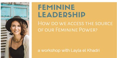 Feminine Leadership Workshop